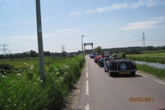 Dam tot dam rit. Westzaan Herman Weggelaar 08-05-2011