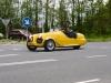 2CV kitcar deelname aan de Elfstedentocht in Friesland. Foto's genomen door Johannes Rijnks.