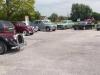 Bijeenkomst oldtimers 14 juli, gewoon even tussen parkeren.