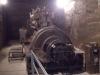 La Coupole, stroom generator in de bunker.