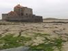 Fort aan de kust.