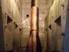 Le Blockhaus. V2 raketten gereed maken voor lancering. Doel was om elke 30 miniten er een op Engeland af te vuren.