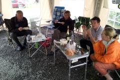 Kitcarvakantieweek Fumay Frankrijk Pieter Driessen 14-07-2012