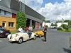 2cv kitcar vakantieweek Hénonville Frankrijk.