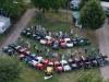 2CV Kitcar vakantieweek Wintrich Duitsland. Foto's van Mirjam van Oorspronk.