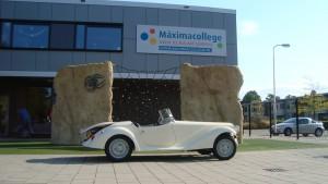 Charon gebouwd op het Maxima College.